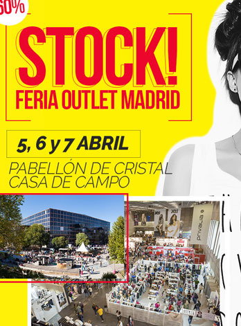Stock Feria Outlet Madrid Azo